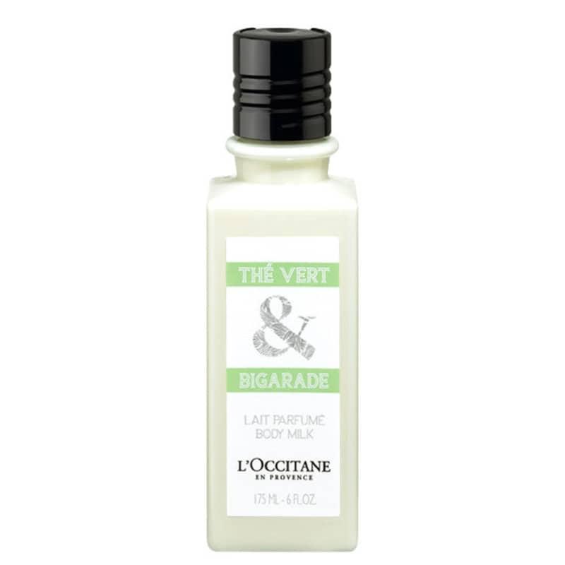 L'Occitane Thé Vert & Bigarade Lait Parfumé - Leite Corporal 175ml