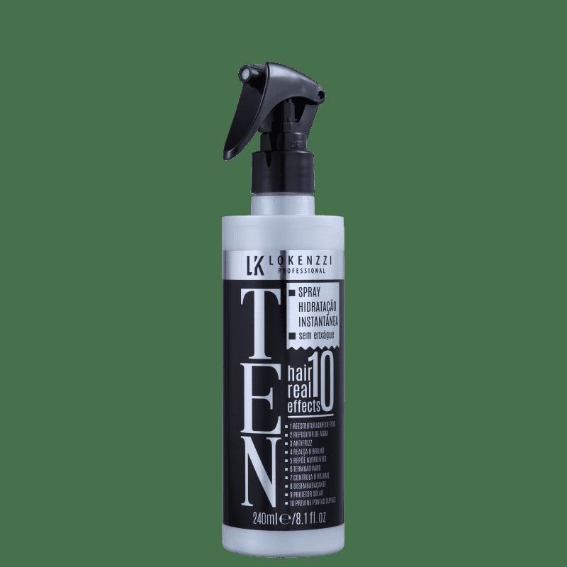 Lokenzzi Ten Spray Hidratante - Leave-In 240ml