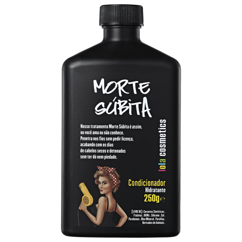 Lola Cosmetics Morte Súbita - Condicionador 250ml