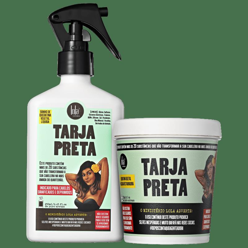 Kit Lola Cosmetics Tarja Preta (2 Produtos)