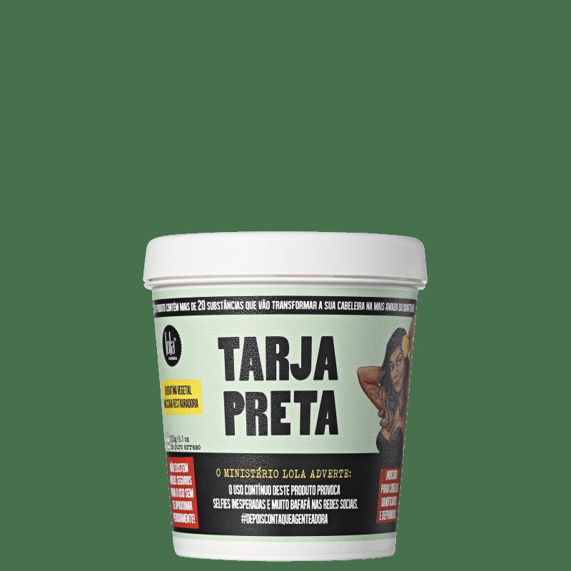 Lola Cosmetics Tarja Preta - Máscara de Reconstrução 230ml