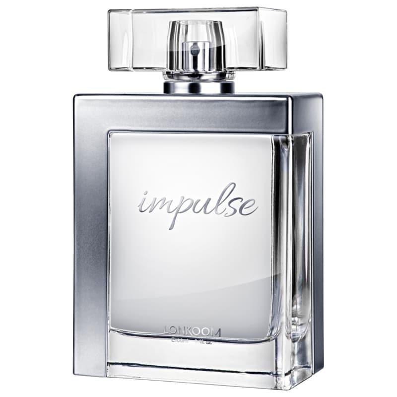 Lonkoom Impulse For Men Eau de Toilette - Perfume Masculino 100ml