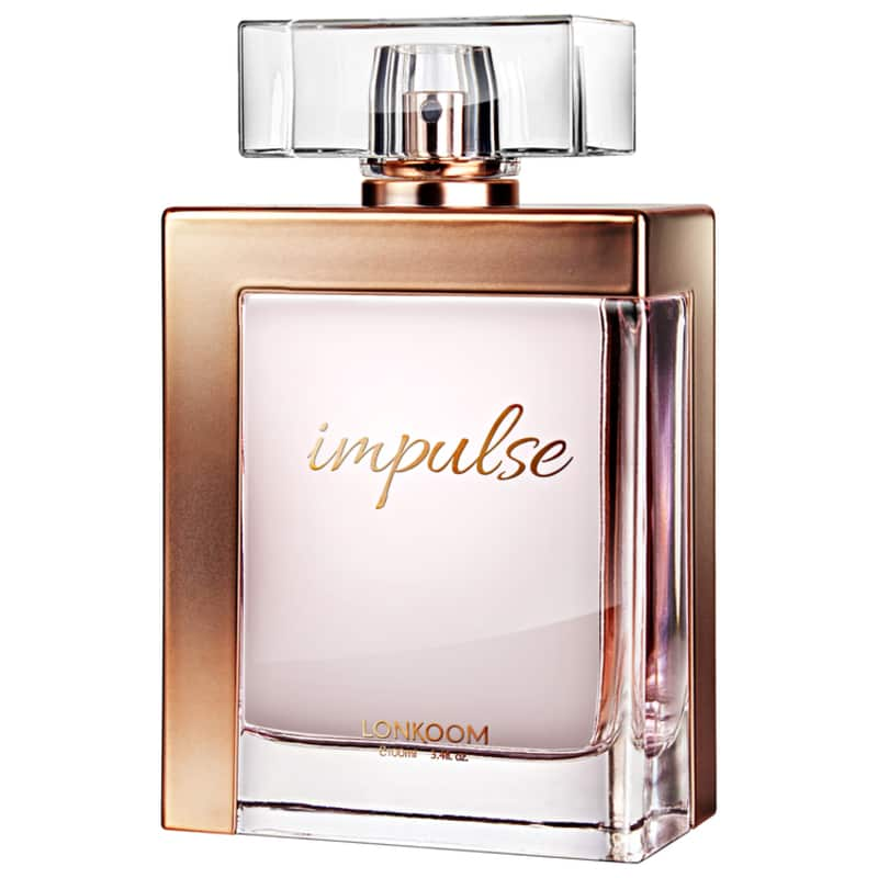 Lonkoom Impulse For Women Eau de Parfum - Perfume Feminino 100ml