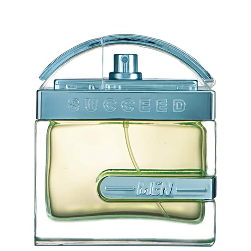 Lonkoom Succeed For Men Eau de Toilette - Perfume Masculino 100ml