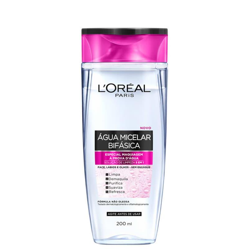 L'Oréal Paris Dermo Expertise Bifásica - Água Micelar 200ml