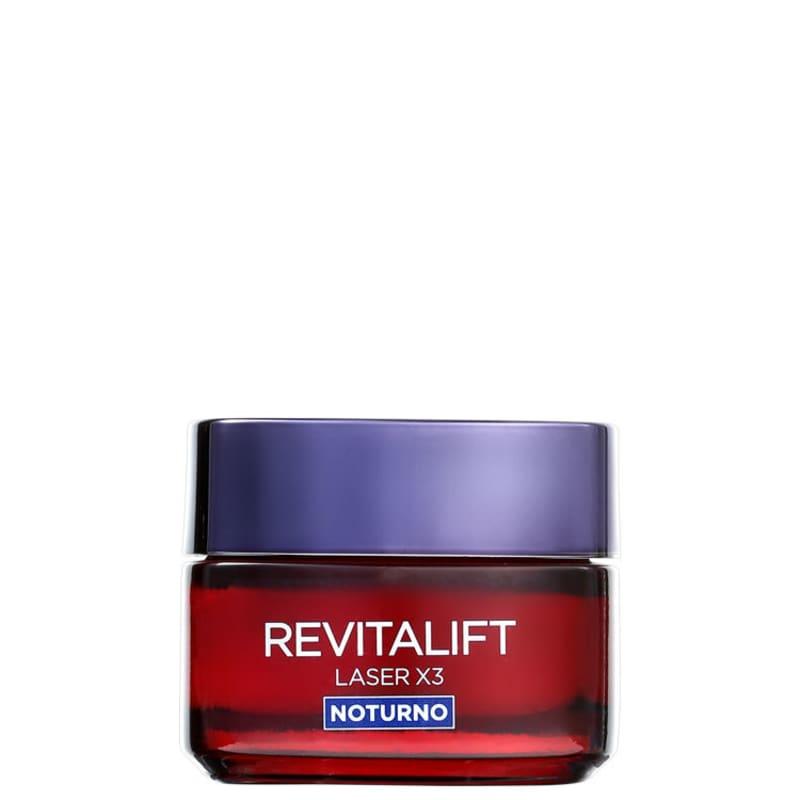 L'Oréal Paris Dermo-Expertise Revitalift Laser X3 - Creme Anti-Idade Noturno 50ml