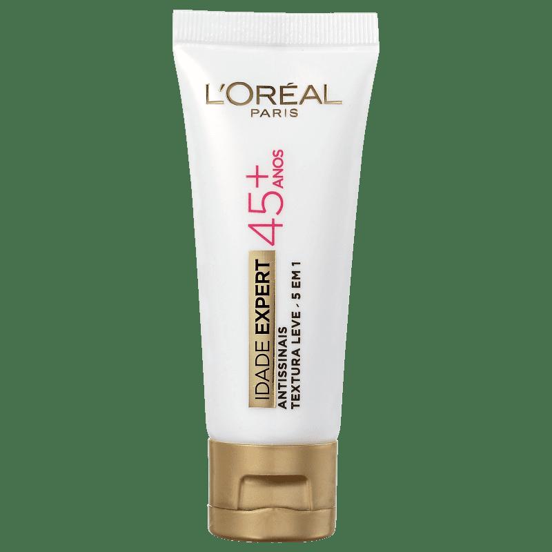 L'Oréal Paris Idade Expert 45+ Anos - Creme para Rugas e Anti-Idade 40ml