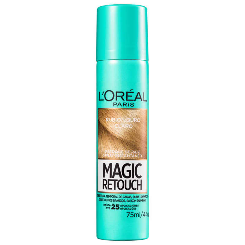 L'Oréal Paris Magic Retouch Loiro Claro - Corretivo de Raiz 75ml