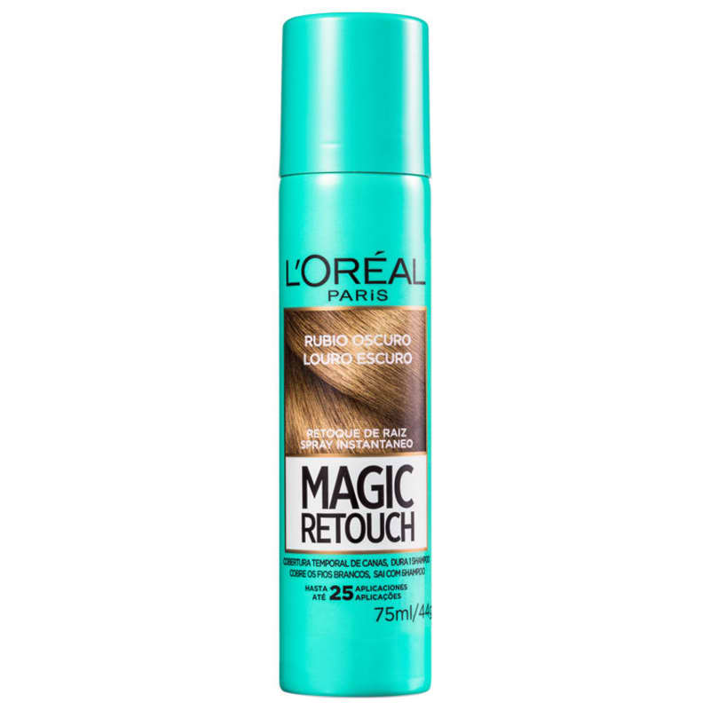 L'Oréal Paris Magic Retouch Loiro Escuro - Corretivo de Raiz 75ml