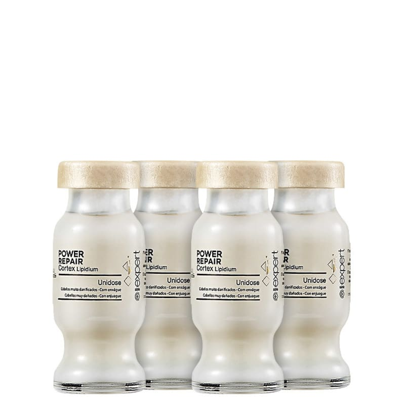 L'Oréal Professionnel Expert Absolut Repair Cortex Lipidium - Ampola Capilar 4x10ml