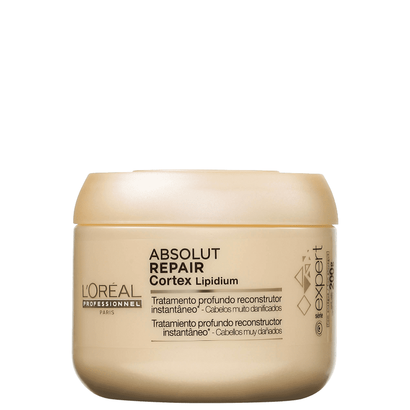 7966a7cbd L'Oréal Professionnel Expert Absolut Repair Cortex Lipidium - Máscara de  Reconstrução 200g