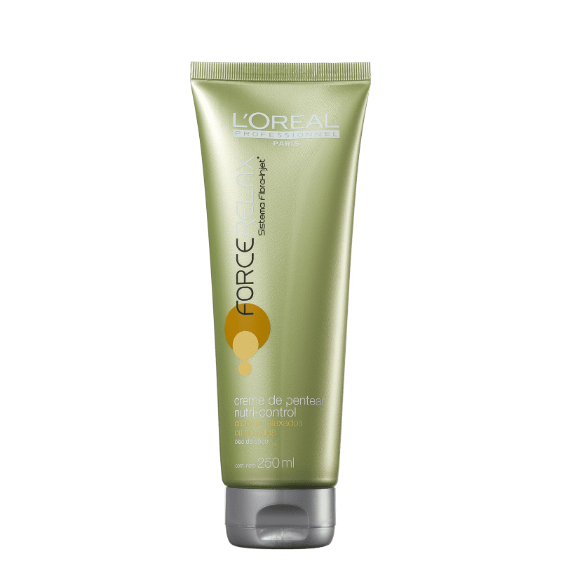 L'Oréal Professionnel Expert Force Relax Nutri-Control - Creme de Pentear 250ml