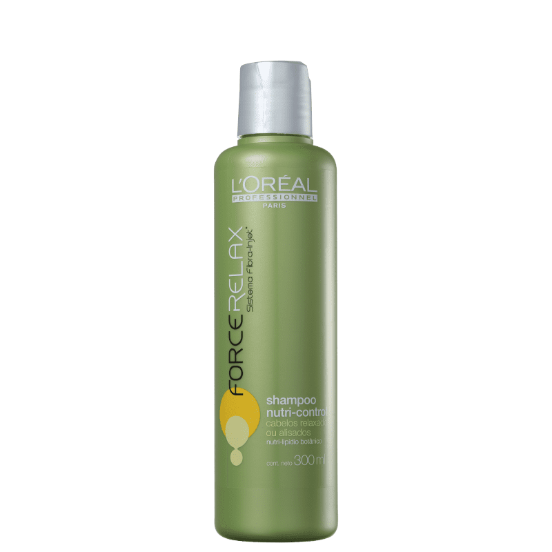 L'Oréal Professionnel Expert Force Relax Nutri-Control - Shampoo 300ml