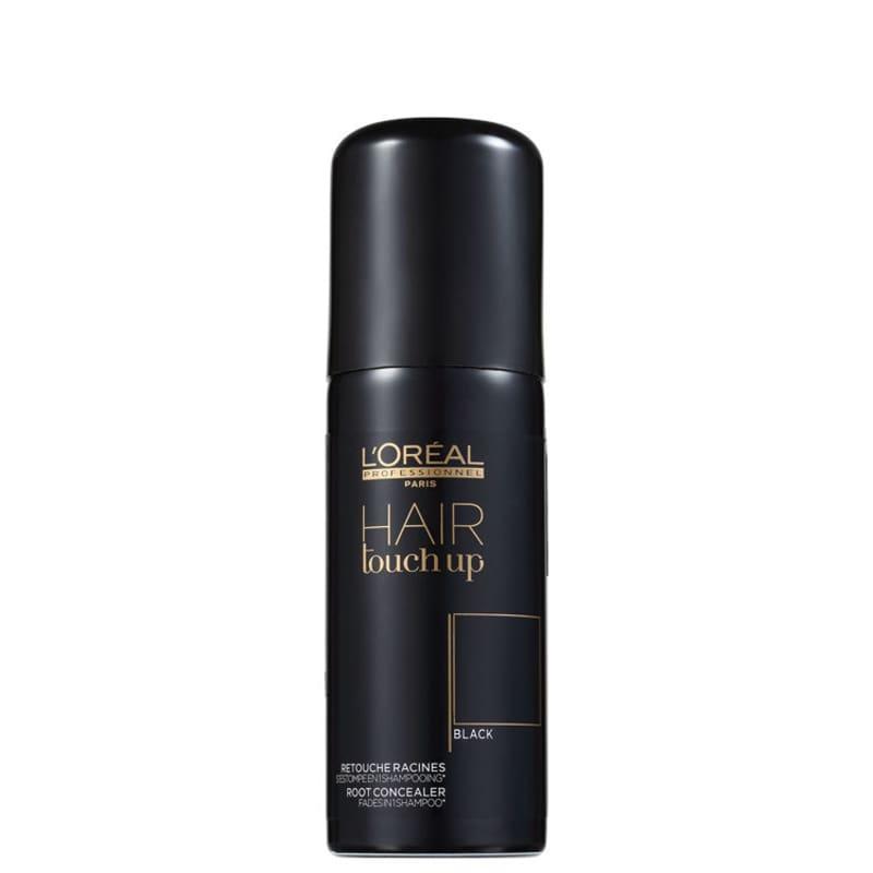 L'Oréal Professionnel Hair Touch Up Black - Corretivo de Raiz 75ml