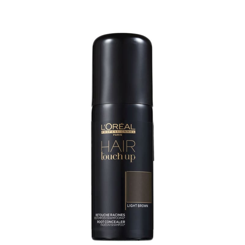 L'Oréal Professionnel Hair Touch Up Light Brown - Corretivo de Raiz 75ml