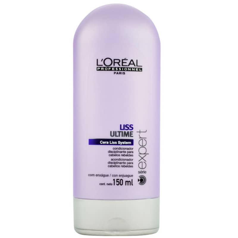 L'Oréal Professionnel Liss Ultime - Condicionador 150ml