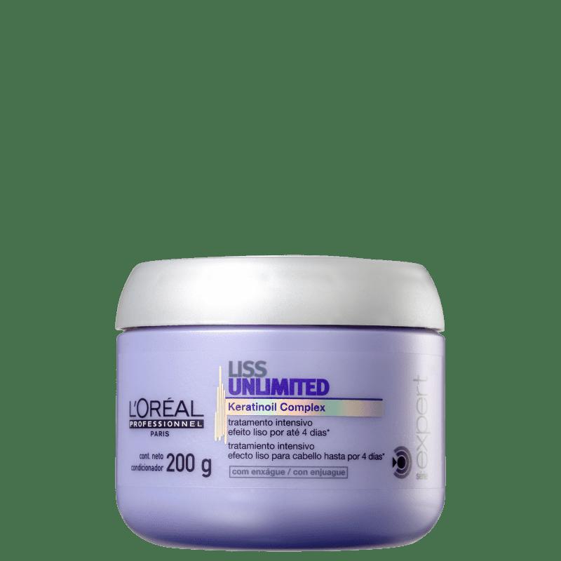 L'Oréal Professionnel Expert Liss Unlimited - Máscara Capilar 200g