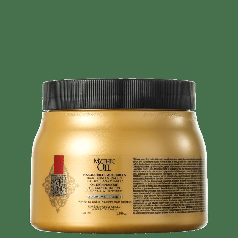 L'Oréal Professionnel Mythic Oil - Máscara Capilar 500ml