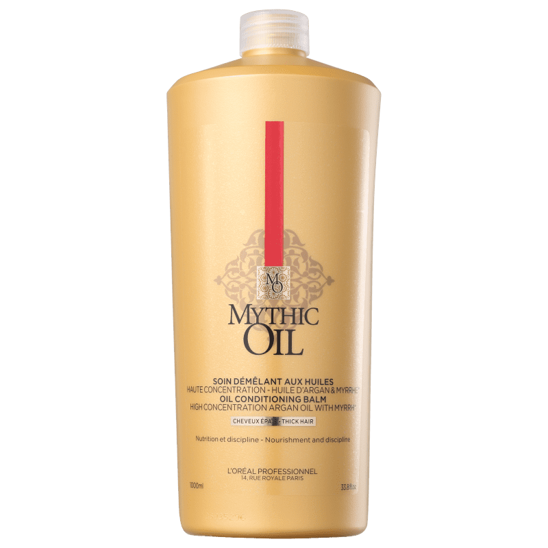 L'Oréal Professionnel Mythic Oil - Condicionador 1000ml