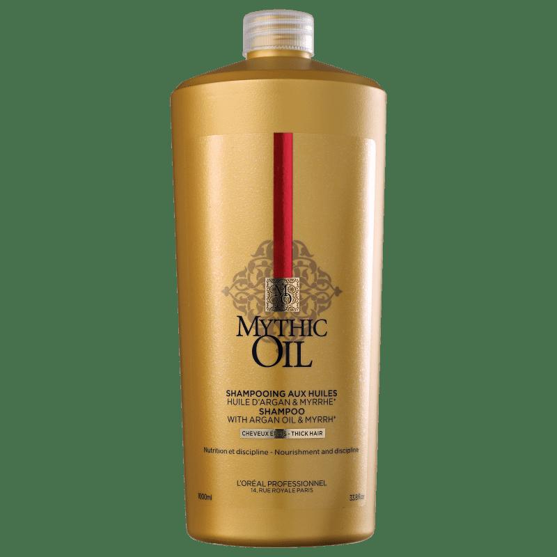 L'Oréal Professionnel Mythic Oil with Argan Oil & Myrrh - Shampoo 1000ml