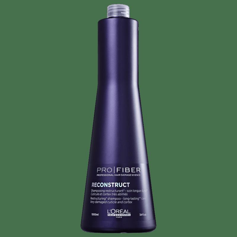 L'Oréal Professionnel Pro Fiber Reconstruct - Shampoo 1000ml