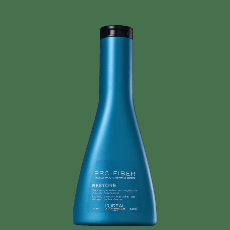 d72579fed L Oréal Professionnel Pro Fiber Restore - Shampoo 250ml