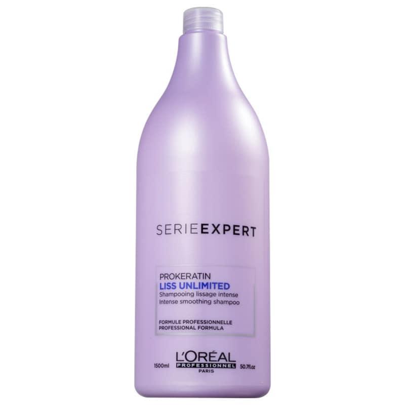 L Oréal Professionnel Serie Expert Liss Unlimited - Shampoo 1500ml 7c39760ad07