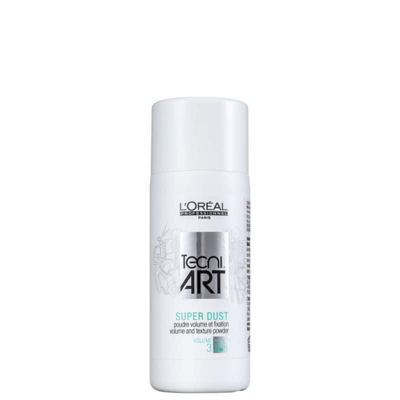 L'Oréal Professionnel Tecni Art Super Dust Force 3 - Cera Modeladora em Pó 7g