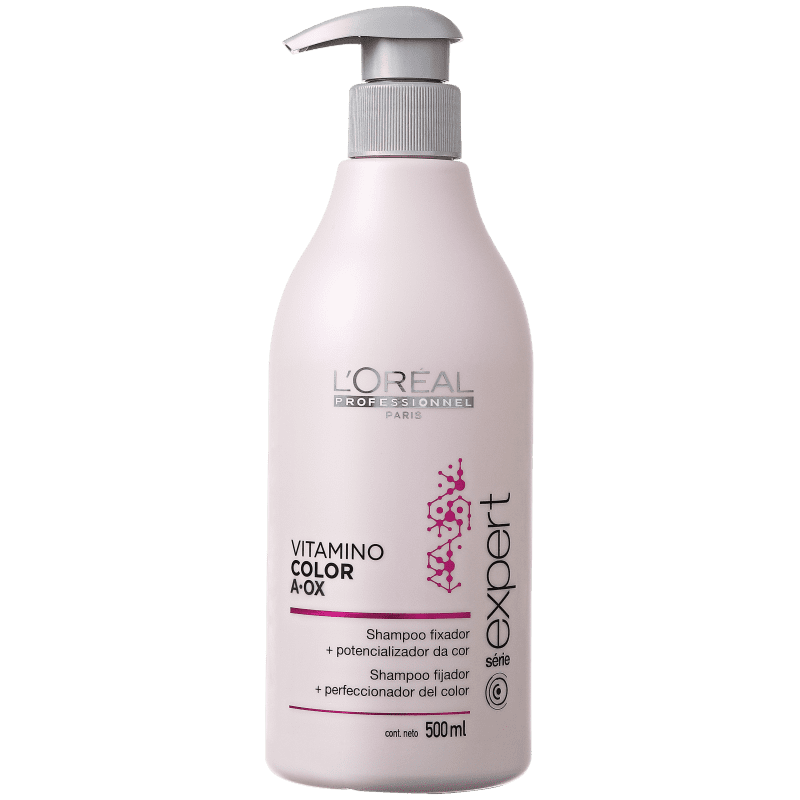 L'Oréal Professionnel Expert Vitamino Color A.OX - Shampoo 500ml