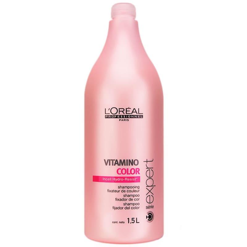 L'Oréal Professionnel Expert Vitamino Color - Shampoo 1500ml