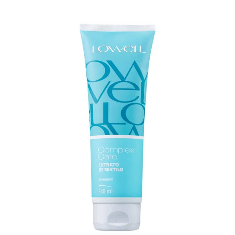 Lowell Complex Care Mirtilo - Shampoo 240ml