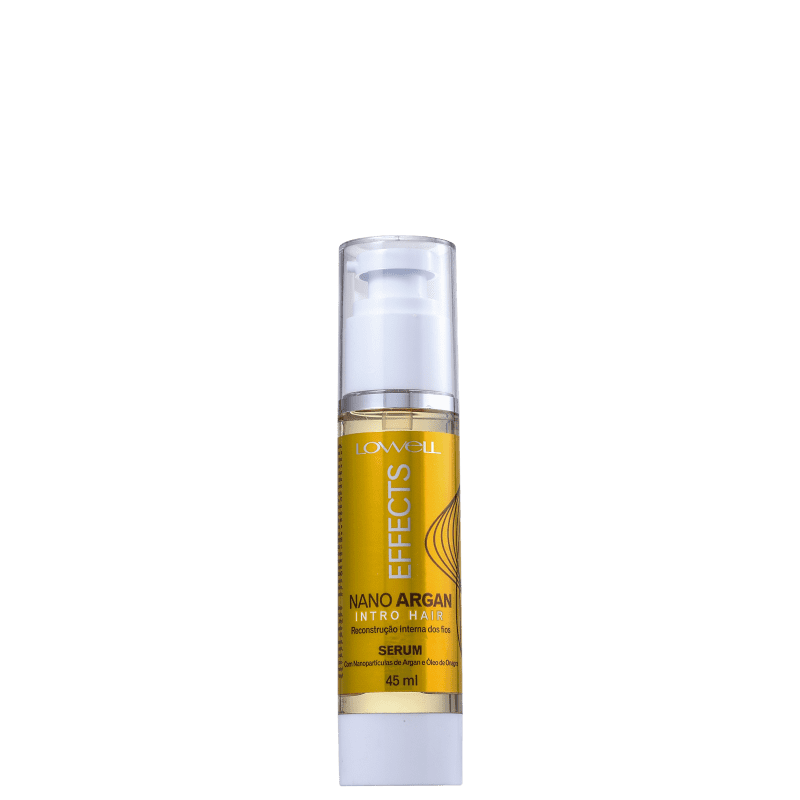 Lowell Effects Nano Argan Intro Hair - Sérum Reconstrutor 45ml