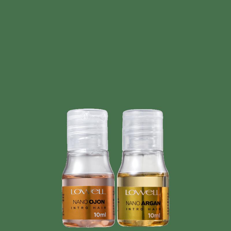Kit Lowell Nano Intro Hair Mini (2 Produtos)