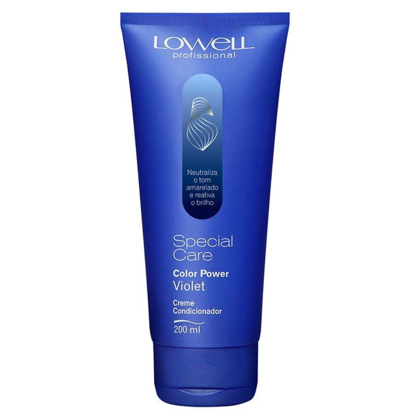 Lowell Special Care Color Power Violet - Creme Condicionador 200ml