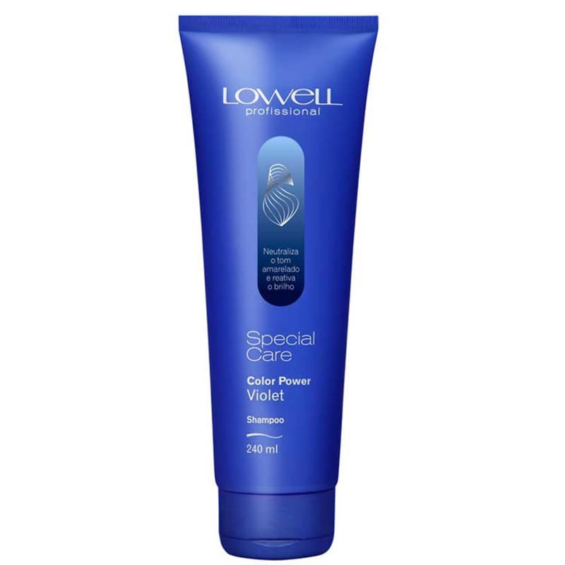 Lowell Special Care Color Power Violet - Shampoo 240ml