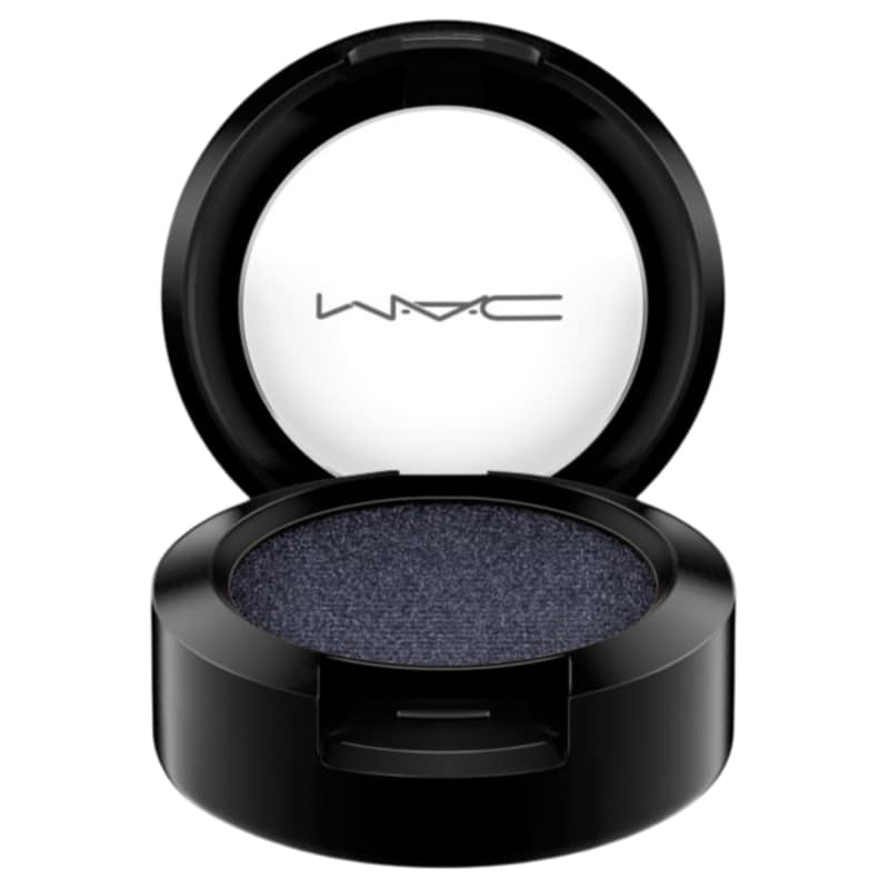 M·A·C Eye Shadow Velvet Black Tied - Sombra Aveludada 1,5g