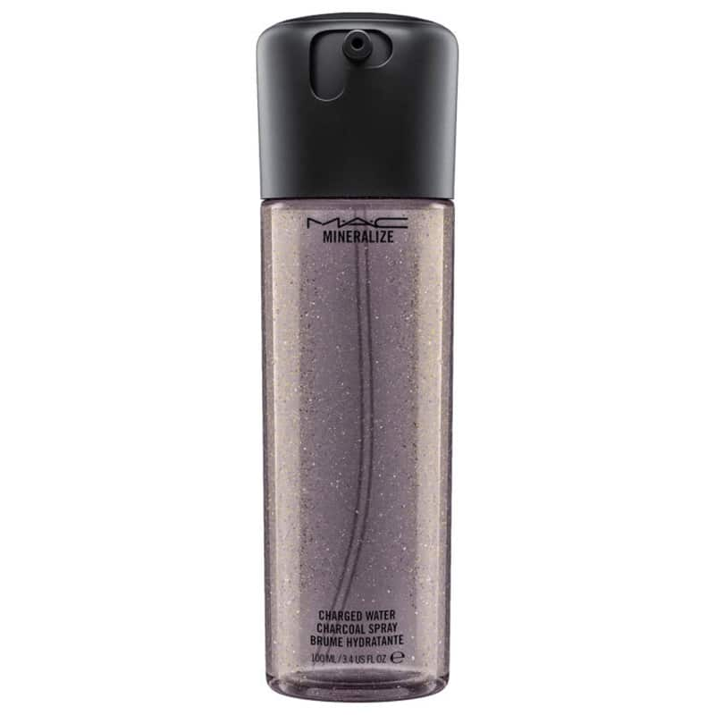 M·A·C Mineralize Charged Water Charcoal Spray - Hidratante Facial 100ml