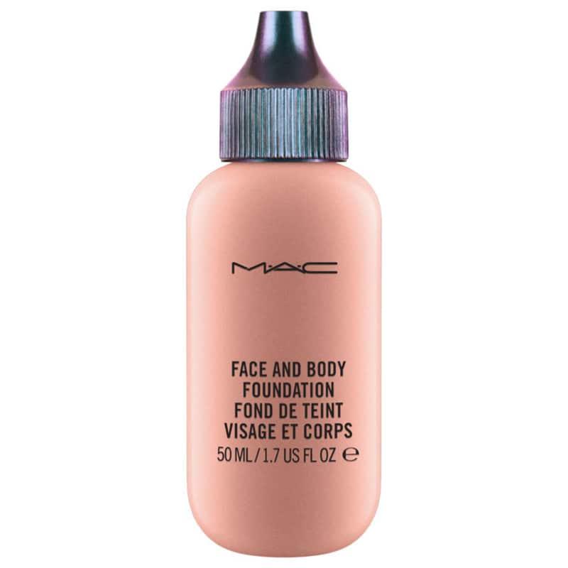 M·A·C Mirage Noir Studio Face and Body N9 Medium Deep Pearl - Base Líquida 50ml