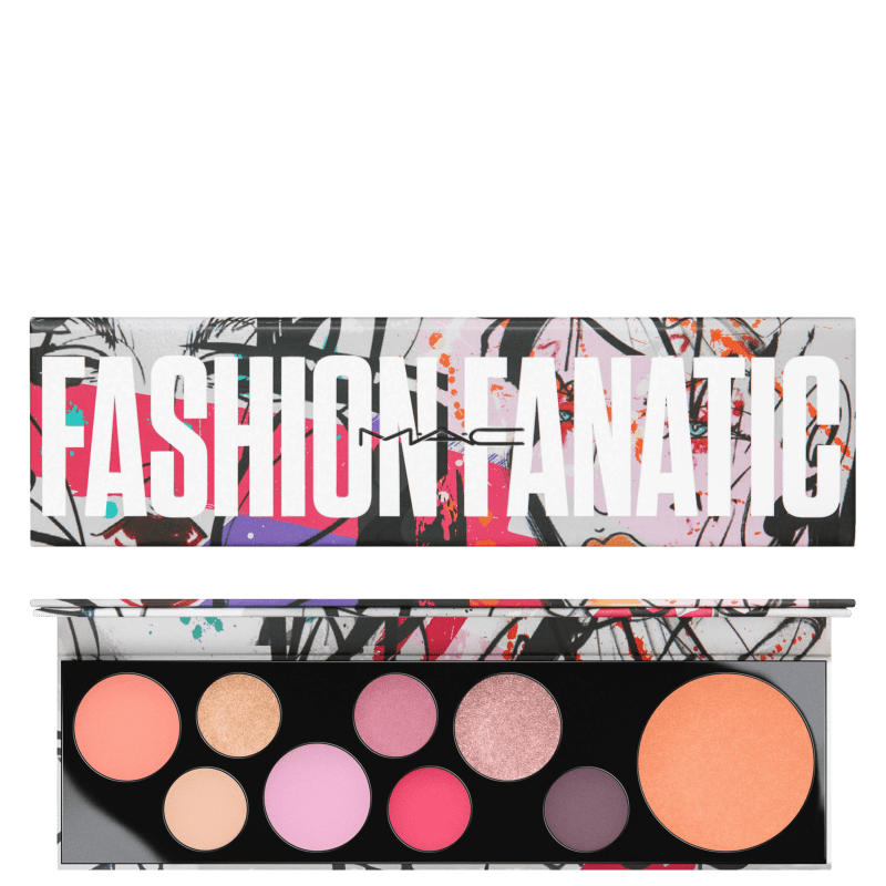 M·A·C Girls Fashion Fanatic - Paleta de Maquiagem 16,5g