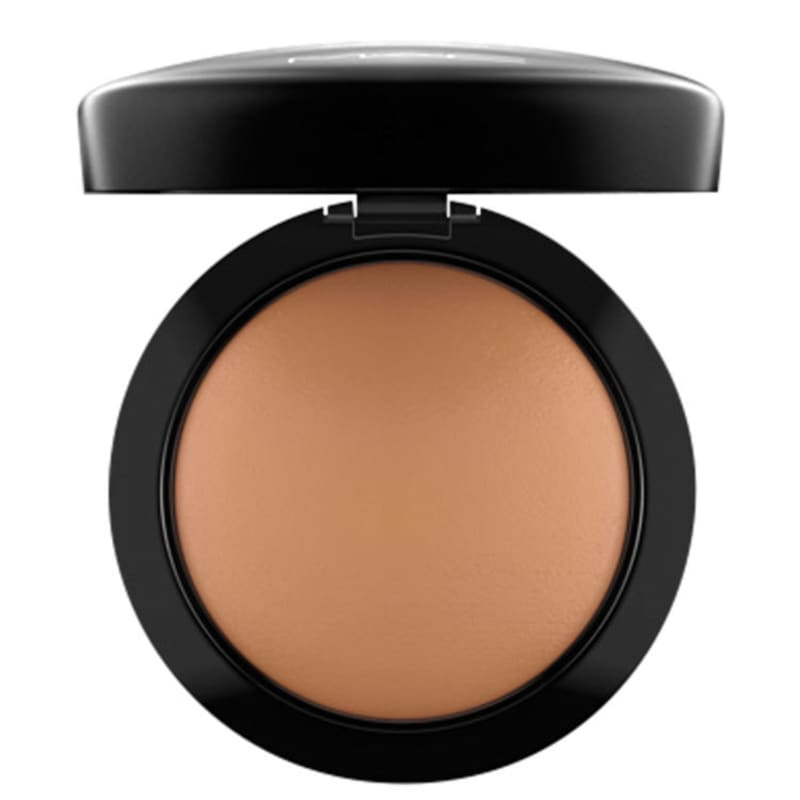 M·A·C Mineralize Skinfinish Definition Dark Deepest - Pó Compacto Luminoso 9g