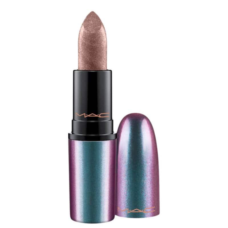 M·A·C Mirage Noir Lipstick Frost Noon Noir - Batom Metálico 2g
