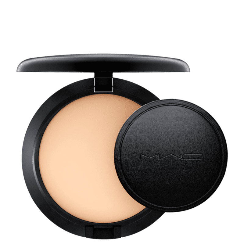 M·A·C Next To Nothing Powder Pressed Light Plus - Pó Compacto Luminoso 10g