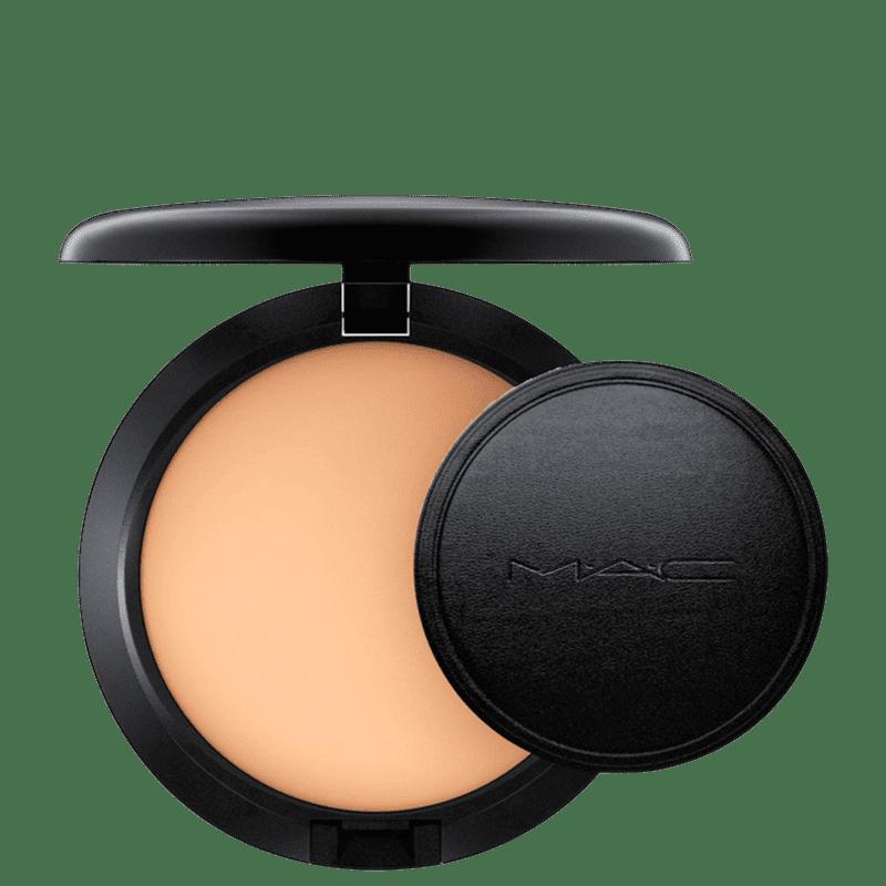 M·A·C Next To Nothing Powder Pressed Medium Dark - Pó Compacto Luminoso 10g