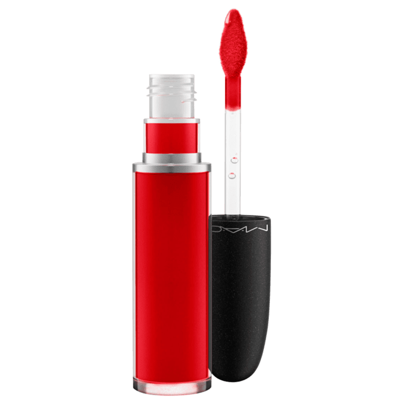 M·A·C Retro Matte Liquid Lipcolour Feels So Grand - Batom Líquido 5ml