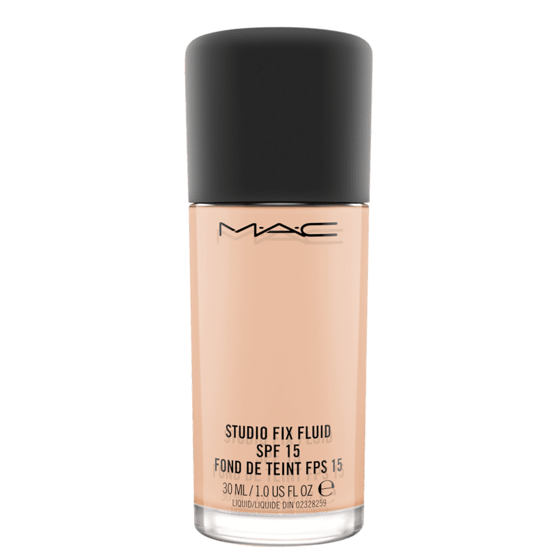 M·A·C Studio Fix Fluid FPS 15 NW18 - Base Líquida 30ml