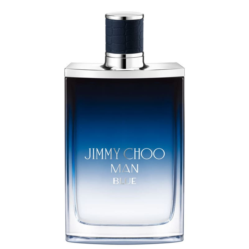 Man Blue Jimmy Choo Eau de Toilette - Perfume Masculino 100ml