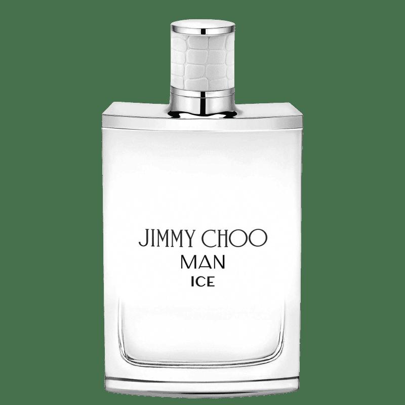 Man Ice Jimmy Choo Eau de Toilette - Perfume Masculino 100ml