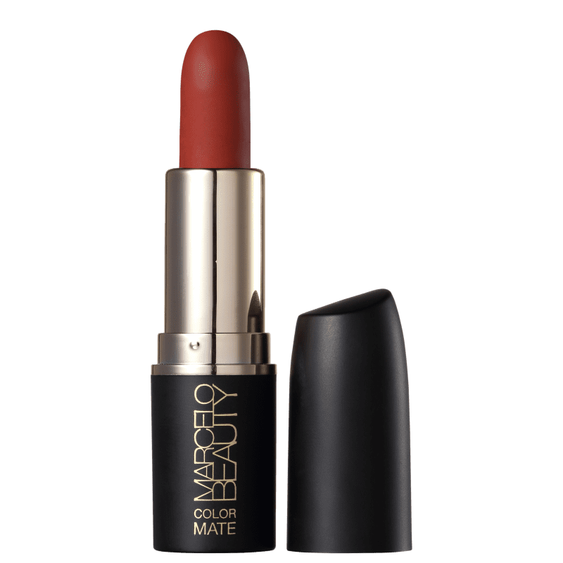 Marcelo Beauty Color Mate Hot Chocolate - Batom 3,5g