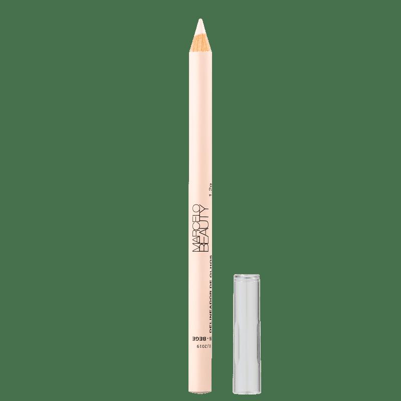 Marcelo Beauty Delineador Bege - Lápis de Olho 1,2g
