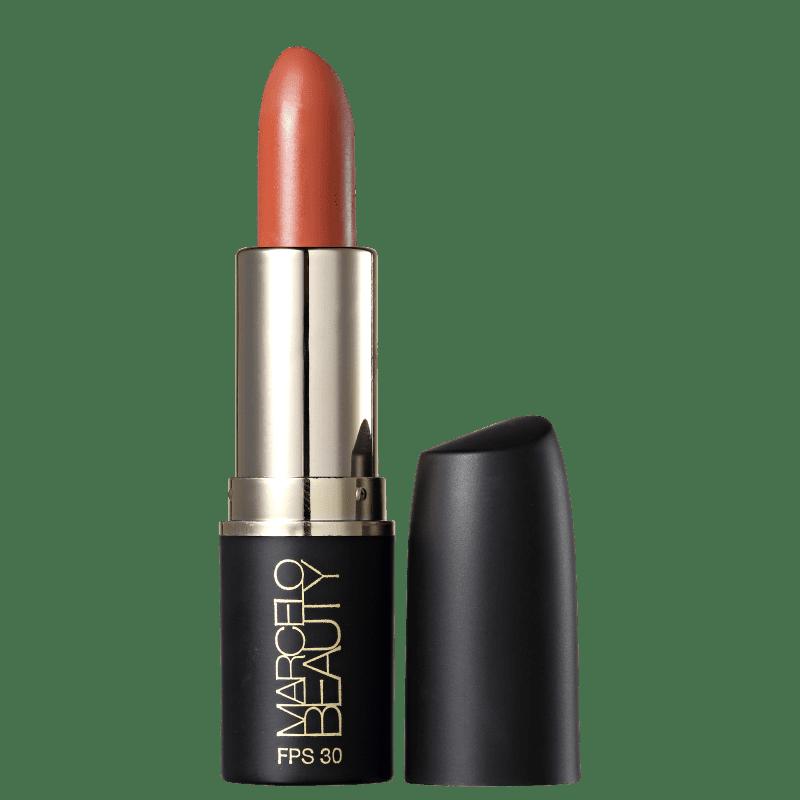Marcelo Beauty Hidratante FPS 30 Açaí - Batom Cremoso 3,5g